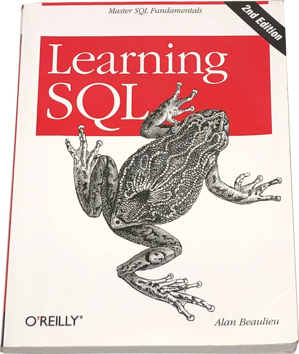 Book image of Learning SQL.